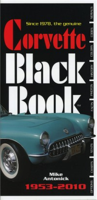 Corvette Black Book 1953-2010