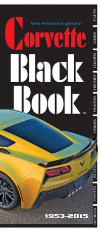 Corvette Black Book 1953-2015