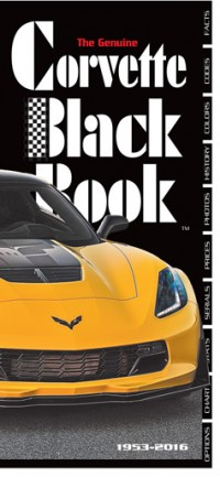 Corvette Black Book 1953-2016