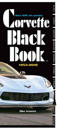 Corvette Black Book 1953-2018