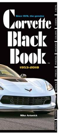 Corvette Black Book 1953-2018