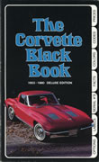 Corvette Black Books