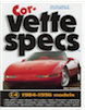 Corvette Specs 1984-1996